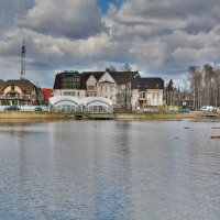 Городской пейзаж :: Виктор Филиппов