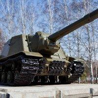 ИСУ-152 :: Владимир Габов