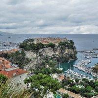 Вид на Монако-вилль :: Евгения Photolife