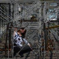 Мари углубление в металл :: Роза Бара