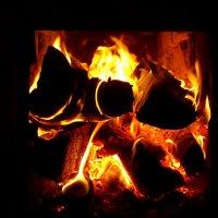 Огонь в печи :: Светлана Рябова-Шатунова