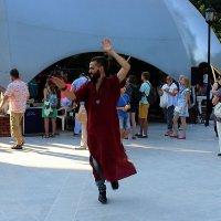 Индийский танец :: dindin