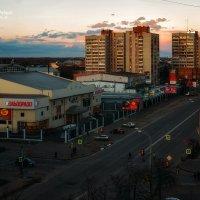 Вечер Рыбинск :: Alexander Royvels