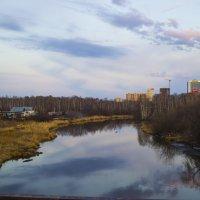 Река Исеть :: Александр Гладких