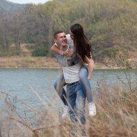 на озере :: Ольга Фефелова