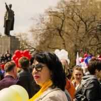 1 мая :: Ирина Арефьева