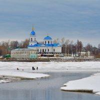 Последний лёд... :: Александр Зуев