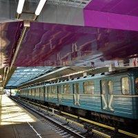 Станция метро Технопарк :: Анастасия Смирнова