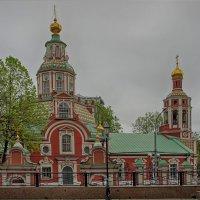 Храм Свято́го Иоа́нна Во́ина на Якима́нке :: марк