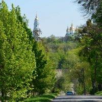 Крестовоздвиженский монастырь. Полтава :: sergey.redchenko Сергей Редченко