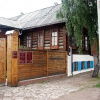 Дом-музей Н.А.Дуровой. Елабуга Татарстан :: MILAV V