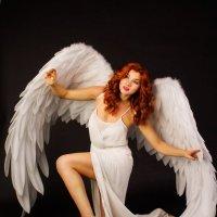 Ангел :: Дарья Рыбникова