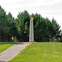 Географический центр Европы, Литва. :: Liudmila LLF
