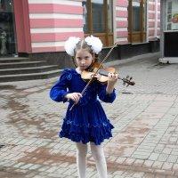 На Арбате. :: Саша Бабаев