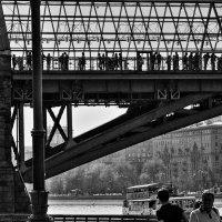 Парк Горького 90  Мост :: олег свирский