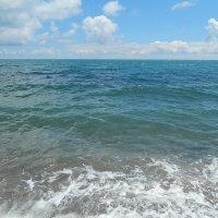 Чёрное море! :: Алла Захарова