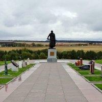памятник погибшим на Куликовом поле :: Валентина. .