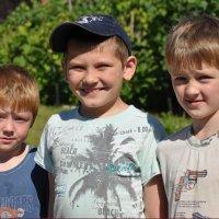 Три богатыря :: Vanda Kremer
