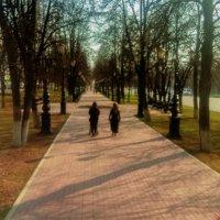 Бег времени :: Георгий Морозов