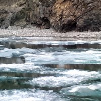 Ледоход на Байкале :: Наталья Тимофеева