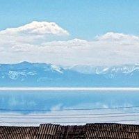 Штиль на Байкале :: Наталья Тимофеева