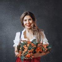 Цветочница :: Елена Круглова