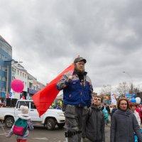 С высоты коммунистической партии :: Татьяна Копосова
