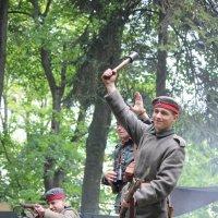 Историческая реконструкция-42. :: Руслан Грицунь