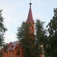римско-католический костел :: Дмитрий Солоненко