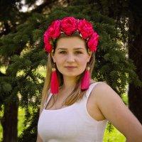 Весенняя прогулка с Юлией :: Татьяна Евдокимова