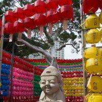 Улыбающийся Будда :: Irina Shtukmaster