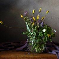 Весенний букет :: Елена Татульян