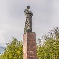 Памятник Франциску Скорине в Полоцке :: bajguz igor