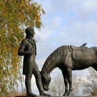 Верный конь Батюшкова :: Vlad Сергиевич