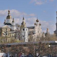 Покровский собор. Вид с моста. :: Бармалей ин юэй