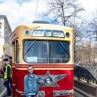 """Фестиваль """"Московский трамвай"""" :: Валерий Пегушев"""