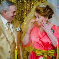 Золотая свадьба ! :: Наталья Владимировна Сидорова