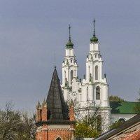 Над крышами древнего города. :: bajguz igor
