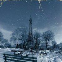 Опять хочу в Париж..))) :: Виталий Федотов