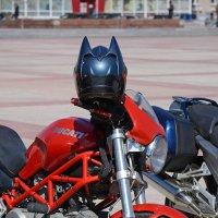 Мото-шлем :: Андрей + Ирина Степановы