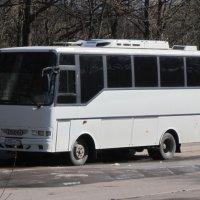 Автобус Iveco :: Дмитрий Никитин