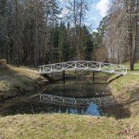 Горбатый мостик в селе Михайловское. :: Виктор Евстратов
