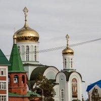 город Белоярский :: Дмитрий Сиялов