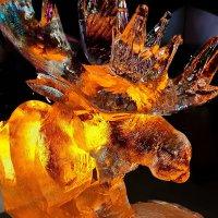 Ледовая скульптура. :: Liudmila LLF