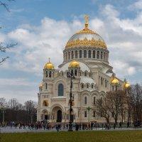 Морской Никольский собор (Кронштадт) :: Александр Кислицын