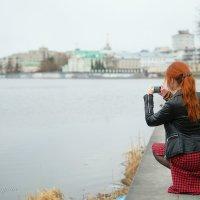 костерок на границе сезонов :: StudioRAK Ragozin Alexey