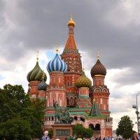 Москва :: ДенKZ341 ***