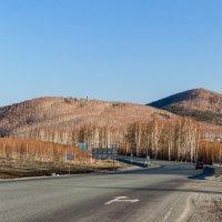 Вершины северной оконечности Ильменских гор :: Владимир Субботин