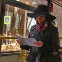 В автобусе. :: Александр Бабаев