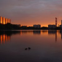 Только не говорите, что вам не нравятся закаты! :: Андрей Лукьянов
